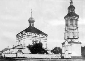 Казанская церковь старое фото