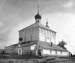Казанская церковь старая фото