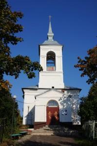 церковь Всехсвятская